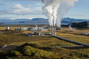 DTS in geothermal energy applications