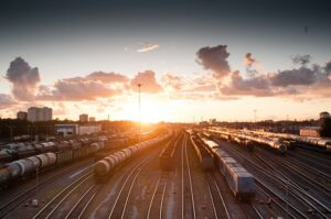 FBG accelerometers for railway monitoring