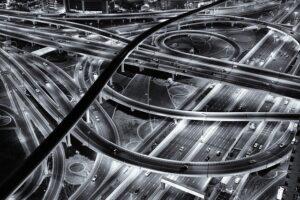 FBG sensors for traffic control