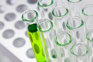 FBG sensors for biological liquids